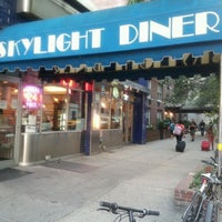 Photo taken at Skylight Diner by Jannx B. on 8/29/2012