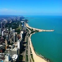 Photo taken at 360 CHICAGO by Joe C. on 7/20/2012