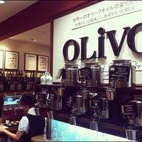 Photo taken at OLiVO by bamka_t on 8/19/2012