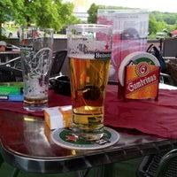 Photo taken at Sportbar Krijcos Most by Roman E. on 5/20/2012
