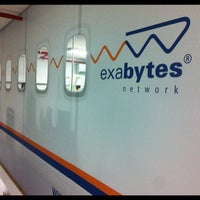 Photo taken at Exabytes® Network Sdn Bhd by Arren T. on 8/6/2012