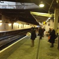 Photo taken at Platform 2B by Alan M. on 4/19/2012