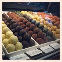 Photo taken at FIKA Espresso Bar by Janessa D. on 9/6/2012