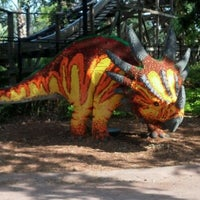 Photo taken at Coastersaurus by Chad C. on 5/12/2012