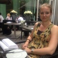 Photo taken at Kronenburg Restaurant by Ronald O. on 5/21/2012