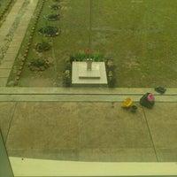 Photo taken at Library of Sekolah Menengah Sufri Bolkiah Tutong by Enah H. on 7/14/2012