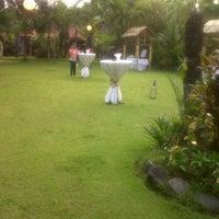 Photo taken at Des Indes Villa by Ruby C. on 4/22/2012
