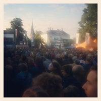 Photo taken at Parkfeest Oosterhout by Mechteld v. on 6/1/2012