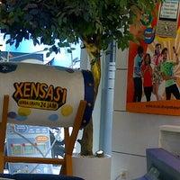 Photo taken at XL Centre Depok by Devi A. on 8/1/2012