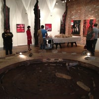 Photo taken at Brick Alley Art Gallery by Shane B. on 4/15/2012
