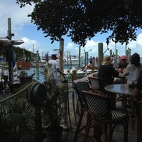 Photo taken at Robbies Marina of Islamorada by Paul A. on 2/29/2012