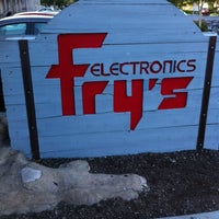 Photo taken at Fry's Electronics by Martin J. on 5/16/2012