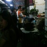 Photo taken at Nasi Bali Pengampon by Harry Antonius L. on 7/21/2012