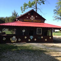 Photo taken at Maize Adventure by Tony W. on 4/12/2012