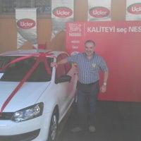Photo taken at Üçler Süpermarket Genel Müdürlüğü by Hakan A. on 8/31/2012