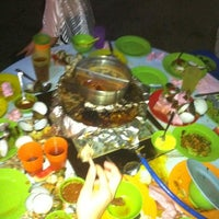 Photo taken at Lobak BBQ & Steamboat by Calvin c. on 7/11/2012