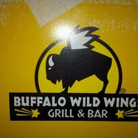 Photo taken at Buffalo Wild Wings by Will M. on 3/9/2012