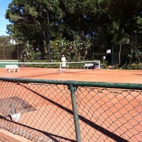 Photo taken at El Casco Tennis Club by Silvia F. on 5/11/2012