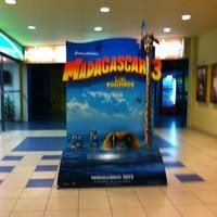 Photo taken at Cine Salto Shopping by Walter G. on 6/12/2012