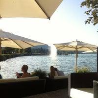 Photo taken at Seerestaurant L'O by Olga S. on 8/19/2012