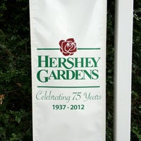 Photo taken at Hershey Gardens by CLASH C. on 7/21/2012
