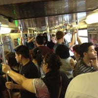 Photo taken at MTA Subway - 7 Train by Dan D. on 8/1/2012