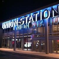 Photo taken at Union Station (YBZ) by Shilpa on 4/27/2012