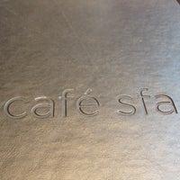 Photo prise au Cafe SFA par Jean W. le6/12/2012