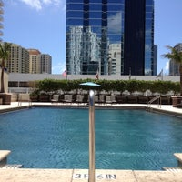 Photo taken at JW Marriott Hotel Miami by Katie on 3/22/2012