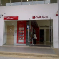 Photo taken at CIMB Bank by Ameeza A. on 4/3/2012