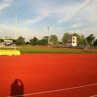 Photo taken at Troy-Buchanan High School by Timothy G. on 4/26/2012
