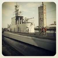 Photo taken at USS Cobia by Giorgio G. on 8/26/2012