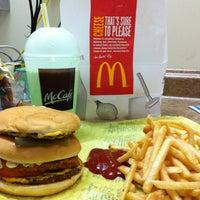 Photo taken at McDonald's by Steve V. on 3/18/2012