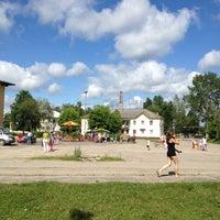 Photo taken at Городской Парк/City Square by Сергей on 6/16/2012
