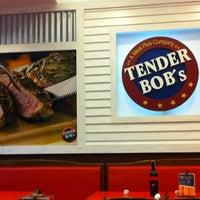 Photo taken at Tender Bob's by Joel Jeffrey A. on 8/13/2012