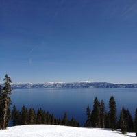Photo taken at Homewood Ski Resort by Meg on 3/4/2012