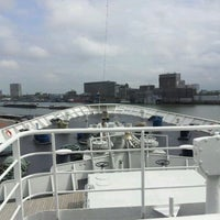 Photo taken at ss Rotterdam by Michel N. on 5/9/2012