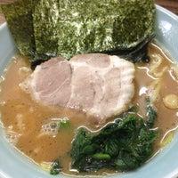 Photo taken at 武蔵家 中野本店 by key00001 on 8/21/2012