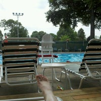 Photo taken at Moundbuilders Country Club by Erin C. on 6/16/2012