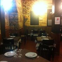 Photo taken at Restaurante Casa Cesáreo by Mariano F. on 2/4/2012