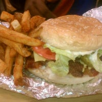 Photo taken at Five Guys by Nailtorious R. on 2/7/2012