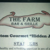 Photo taken at The Farm Bar & Grille by Jack F. on 6/24/2012