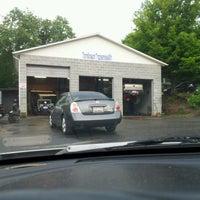 Photo taken at Tomlinson Transmission by Cody P. on 6/22/2012