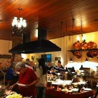 Photo taken at Restaurante À Mineira by Mariana on 8/5/2012
