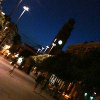 Foto tomada en Plaça de l'Ajuntament por Estela F. el 8/23/2012