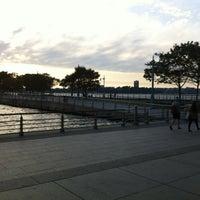 Das Foto wurde bei Hudson River Park Run von Pao C. am 6/2/2012 aufgenommen
