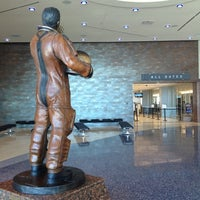 Photo taken at Rick Husband Amarillo International Airport (AMA) by Jim Patrick O. on 6/10/2012