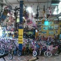 Photo taken at Bicicletas Vargas by Constance C. on 6/6/2012