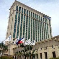Photo taken at Radisson Blu Hotel Cebu by Gener S. on 8/28/2012