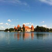 Снимок сделан в Тракайский замок пользователем Tom C. 8/5/2012